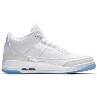 "Nike Air Jordan III Retro ""Pure White"""