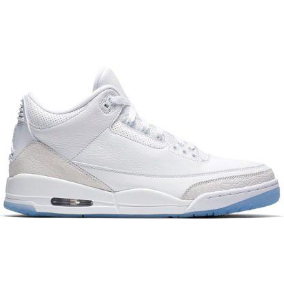 """Nike Air Jordan III Retro """"Pure White"""""""