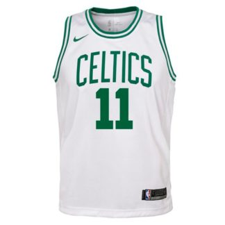 Boston Celtics Nike NBA Association Edition Swingman Jersey Kyrie Irving Youth