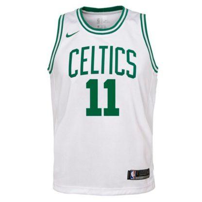 Boston Celtics Nike NBA Association Edition Swingman Jersey Kyrie Irving Youth