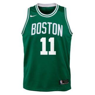 Boston Celtics Nike NBA Icon Edition Swingman Jersey Kyrie Irving Youth