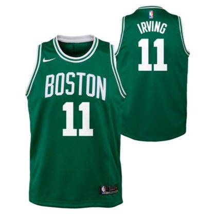 Boston Celtics Nike NBA Icon Edition Swingman Jersey Kyrie Irving Youth