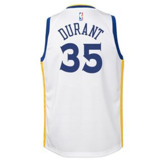 Golden State Warriors Nike NBA Association Edition Swingman Jersey Kevin Durant Youth