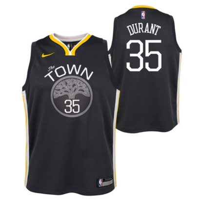 Golden State Warriors Nike NBA Statement Edition Swingman Jersey Kevin Durant Youth