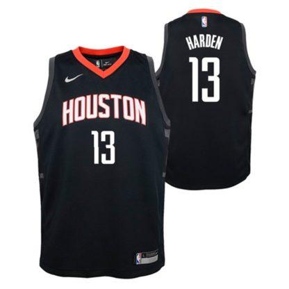Houston Rockets Nike NBA Statement Edition Swingman Jersey James Harden Youth