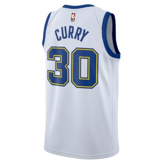 Golden State Warriors Nike NBA Harwood Classics Edition Swingman Jersey Stephen Curry Youth