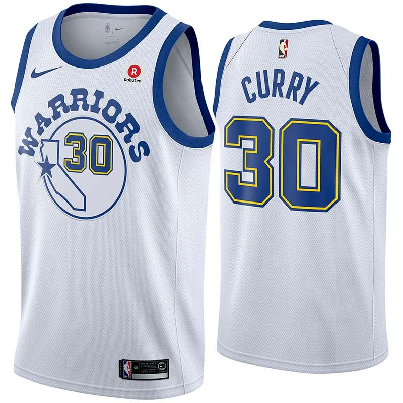 new style e1b2c e1fc7 Golden State Warriors Nike NBA Harwood Classics Edition Swingman Jersey  Stephen Curry Youth