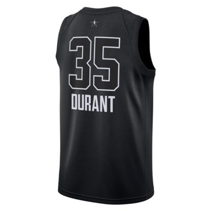 Golden State Warriors Nike NBA Connected All Star Game Edition Swingman Jersey Kevin Durant Adult