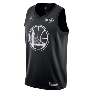 Golden State Warriors Nike NBA Connected All Star Game Edition Swingman Jersey Stephen Curry Adult