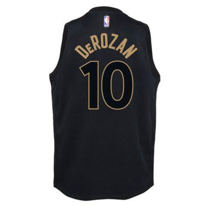 Toronto Raptors Nike NBA City EdItion Swingman DeMar DeRozan Youth