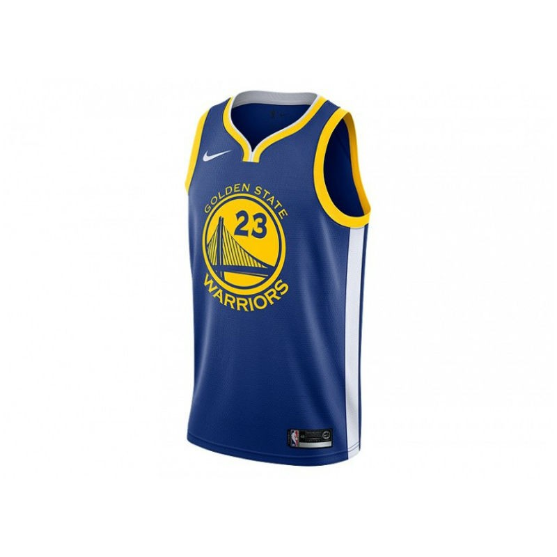 9962ebe37 Golden State Warriors Nike NBA Connected Icon Edition Swingman Jersey  Draymond Green Adult