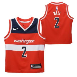 Washington Wizards Nike NBA Icon Edition Swingman Jersey John Wall Youth