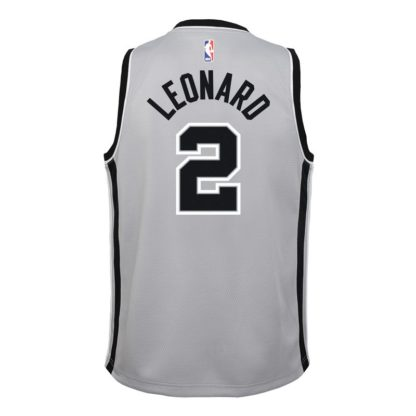San Antonio Spurs Nike NBA Statement Edition wingman Jersey Kawhi Leonard Youth