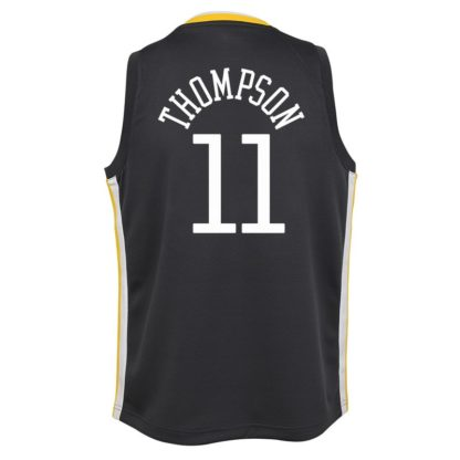 Golden State Warriors Nike NBA Statement Edition Swingman Jersey Klay Thompson Youth