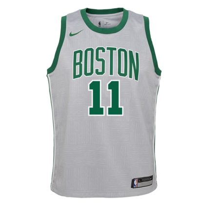 Boston Celtics Nike NBA City Edition Swingman Jersey Kyrie Irving Youth