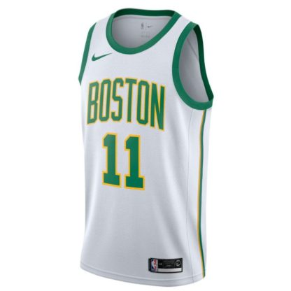 Boston Celtics Nike NBA Connected City Edition Swingman Jersey Kyrie Irving Adult