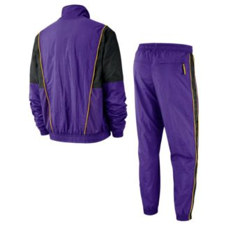 Los Angeles Lakers Nike NBA Tracksuit Adult