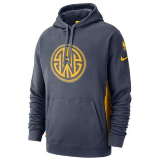 Nike Men's NBA Hoodie Golden State Warriors
