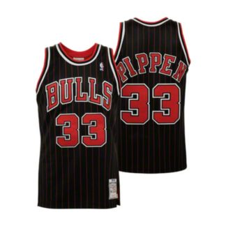 Chicago Bulls Mitchell & Ness Scottie Pippen HWC Swingman Jersey 95-96