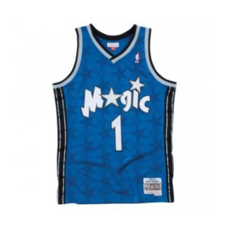 Orlando Magic Tracy McGrady Mitchell & Ness Home Swingman Jersey 00-01