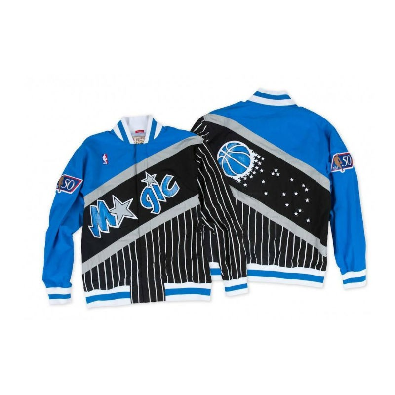 1f830097b3f9d Chaqueta Mitchell   Ness Orlando Magic Authentic Warm Up Jacket