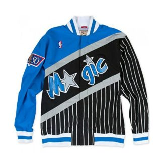 Chaqueta Mitchell & Ness Orlando Magic Authentic Warm Up Jacket