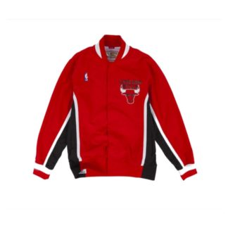 Chaqueta Mitchell & Ness Chicago Bulls Authentic Warm Up Jacket 92-93