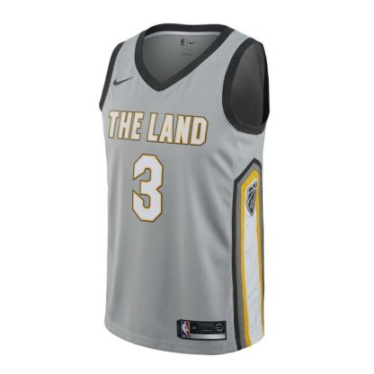 Cleveland Cavaliers Nike NBA Connected City Edition Swingman Jersey Isaiah Thomas Adult
