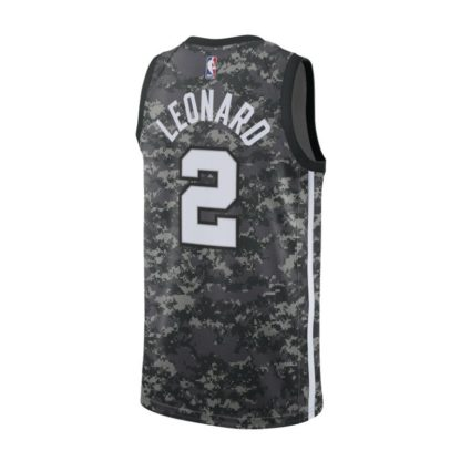San Antonio Spurs Nike NBA City Edition Swingman Jersey Kawhi Leonard Youth