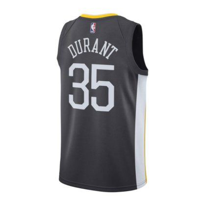 Golden State Warriors Nike NBA Connected Statement Edition Swingman Jersey Kevin Durant Adult