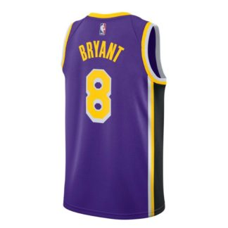 Los Angeles Lakers Nike NBA Connected Statement Edition Swingman Jersey Kobe Bryant Adult
