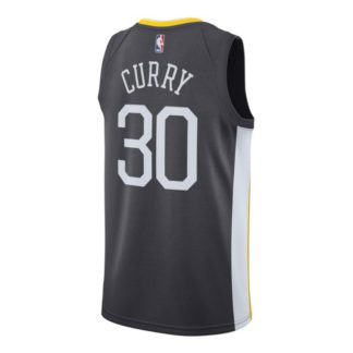 Golden State Warriors Nike NBA Connected Statement Edition Swingman Jersey Stephen Curry Adult