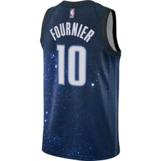 Orlando Magic Nike NBA Connected City Edition Swingman Jersey Evan Fournier Adult