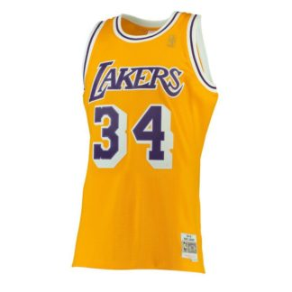 Lakers Shaquille O´Neal Mitchell&Ness Swingman Jersey 1996-97