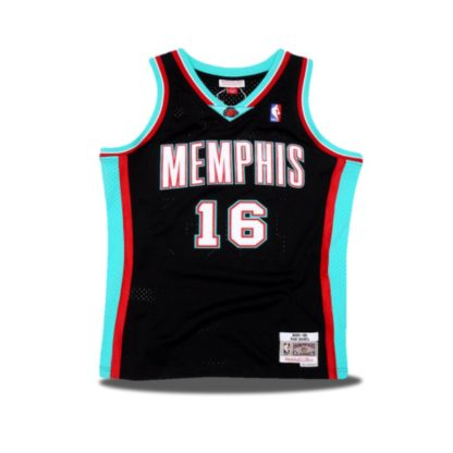 Memphis Pau Gasol Mitchell&Ness Swingman Jersey 2001-02