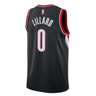 Damian Lillard Icon Edition Swingman Jersey (Portland Trail Blazers)