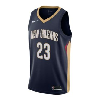 Anthony Davis (nba) Icon Edition Swingman Jersey (New Orleans Pelicans)