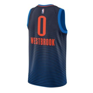 Russell Westbrook Statement Edition Swingman Jersey (Oklahoma City Thunder)