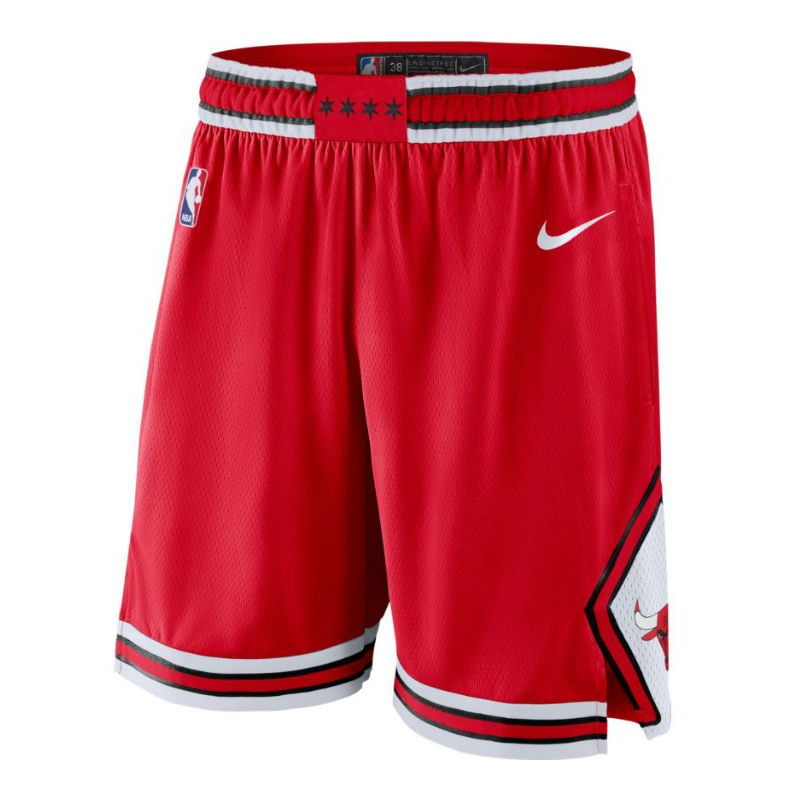 Bourgeon Mártir fuga  Pantalón corto Nike Chicago Bulls Icon Edition Swingman Adulto
