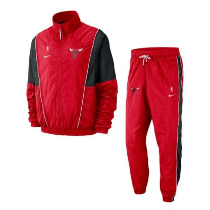 Chicago Bulls M NK Tracksuit Courtside