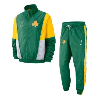 Boston Celtics M NK Tracksuit Courtside
