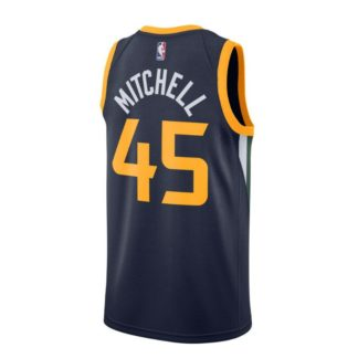 Donovan Mitchell Icon Edition Swingman Jersey (Utah Jazz)