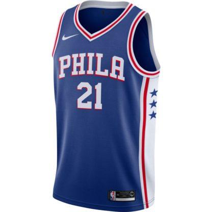 Camiseta NBA Embiid Philadelphia 76ers