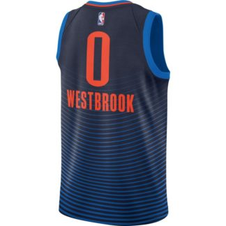 Camiseta NBA westbrook thunders 0