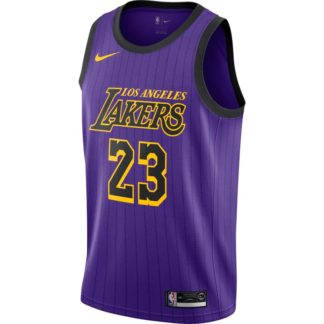 Camiseta NBA lebron LA lakers 23 alternativa
