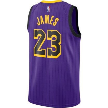 Camiseta NBA lebron lakers 23 alternativa
