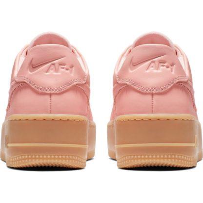 zapatillas nike af1 sage low mujer atrás