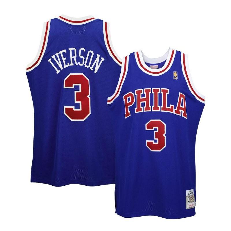 Camiseta de Allen Iverson - Las camisetas de la NBA más vendidas de la historia