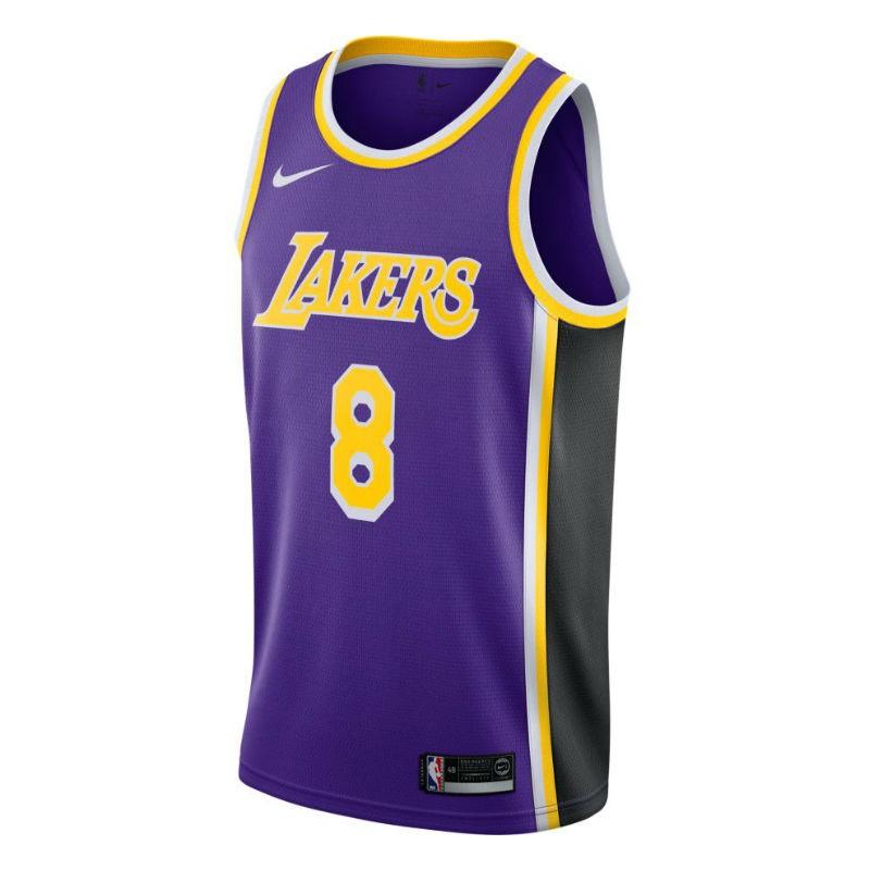 Camiseta de Kobe Bryant - Las camisetas de la NBA más vendidas de la historia