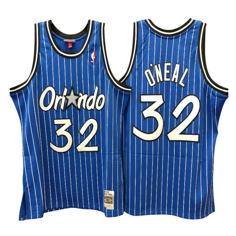 Camiseta de Shaquille Oneal - Las camisetas de la NBA más vendidas de la historia